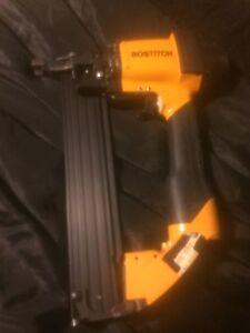 Decking stapler