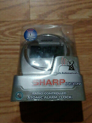 Super Accurate Radio Controlled Atomic Alarm Clock