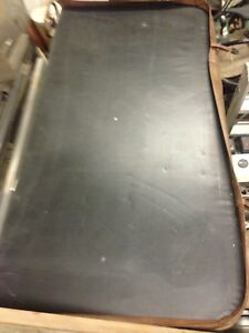 Hottub/spa insulated cover.