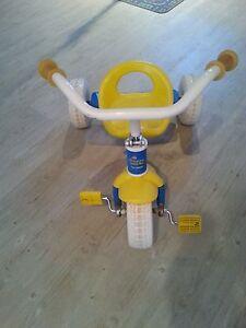 Tricycle Bob l'éponge