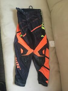 Thor dirt bike pants 22 YOUTH