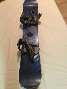 Snowboards with bindings  in good condition $85 each