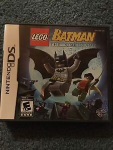 DS game lego batman