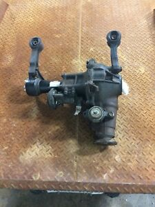 Toyota front diff