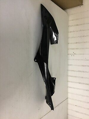 Yamaha YZF R6 Left Side Upper Fairing Bodywork 08 09 10 11 12 13 14 15 16 Cowl