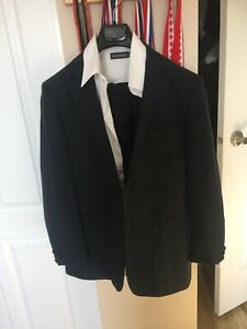 Boys Suit and dress shirt