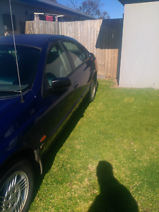 1999 au ford falcon forte South Guyra Guyra Area Preview
