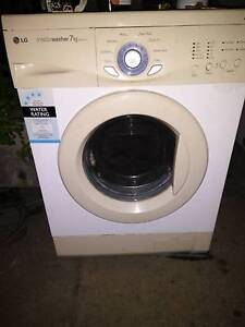 LG 7kg front loader washing machine Heatley Townsville City Preview