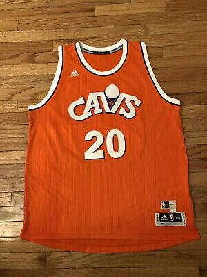 Kay Felder Cleveland Cavaliers NBA Adidas Hardwood Classics Jersey Men's XXL