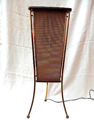 Seltener / rare 50´s design Schaub - Lorenz STEREOVOX 5 Lautsprecher loudspeaker