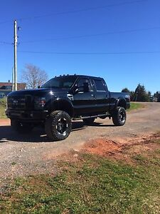 2008 Ford King Ranch Lariat Pickup Truck