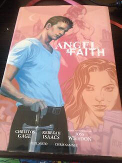 Angel and faith: vol 1 Redcliffe Belmont Area Preview