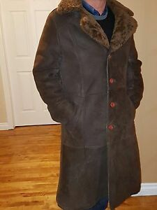Men 's Sheepskin Coats