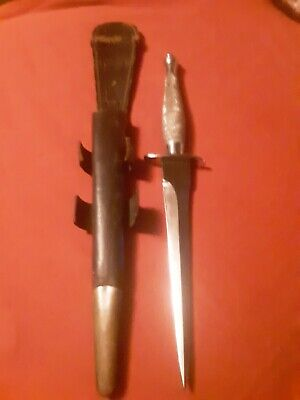 Rare 1st pattern- WW2 FS/Fairbairn Sykes British Commando Fighting Knife