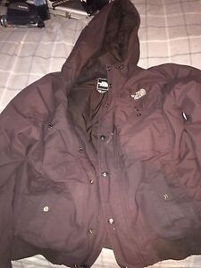 XL north face winter jacket
