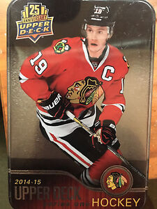Looking for 2014-2015 Upperdeck Hockey Cards