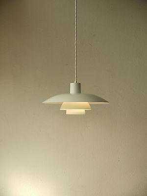 1v.3 LOUIS POULSEN PH 4/3 danish modern design lamp DÄNEMARK vintage denmark