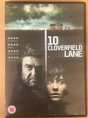 10 Cloverfield Lane DVD - Region 2 - watch this if you dare! Keep you guessing!](Watch Halloween 2 Movie)
