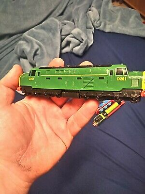 "ERTL Vintage Thomas The Tank Engine & Friends ""Diesel"" D261 1997 diecast toy"