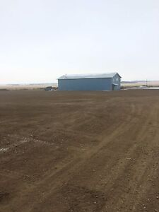 Shop and 6.8 acres for rent (Westlock) Edmonton Edmonton Area image 2