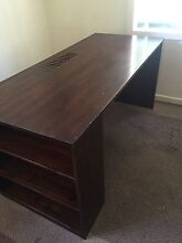 Solid Timber Desk URGENT SALE Laidley Lockyer Valley Preview