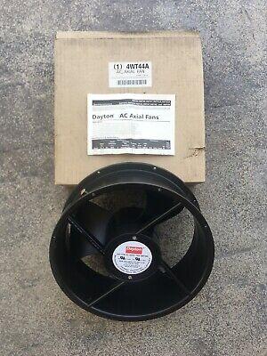 Dayton 4wt44 Axial Fan Round 665600 Cfm 10 115v 4wt44aa