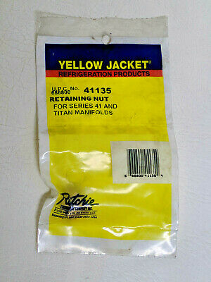Discount Hvac Rt-41135 - Yellow Jacket - Retaining Nut