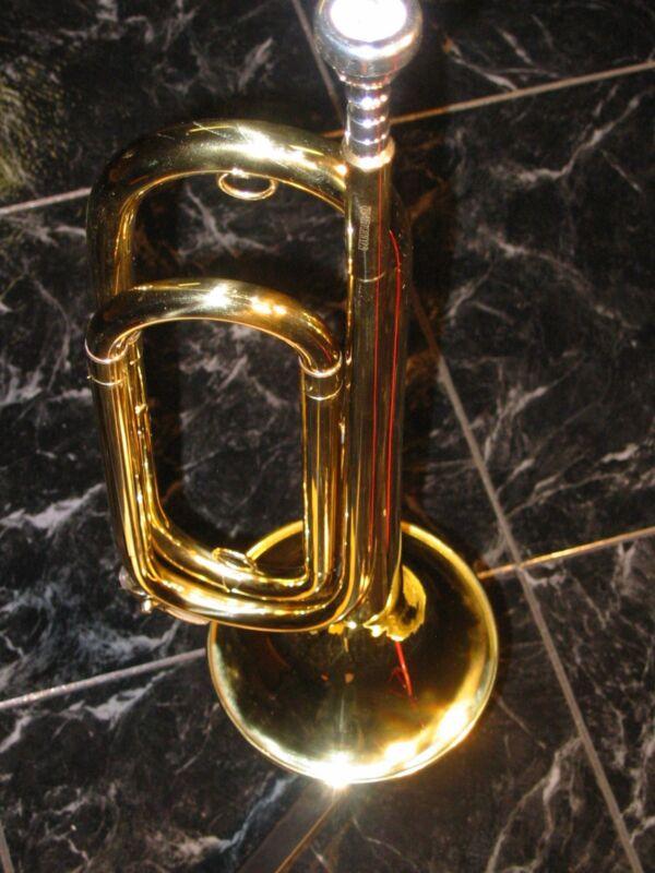 New Brass G Bugle Centennial by Scoutbugle.com Boy Scout Regulation No Case