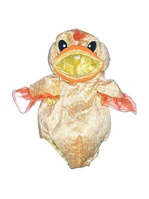 Boy Girl Babystyle Plush Yellow Fish  Halloween Costume Size 12/18 Months](Girl Halloween Costumes Size 18 Months)