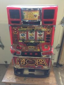Slot machine in great working condition