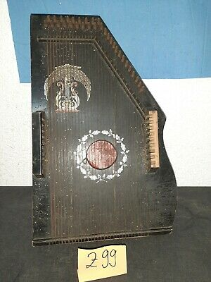 Alte Zither Made in Germany  (Z99)