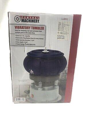Central Machinery Vibratory Tumbler 5 Lb Capacity 6717