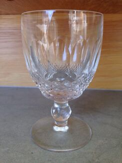 Waterford Colleen Short Stem Water Goblet, Made In Ireland Mosman Mosman Area Preview