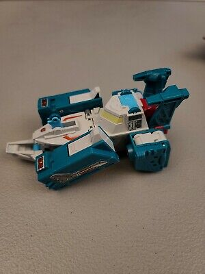 "Transformers G1 QUICKSWITCH 7"" Figure Hasbro Takara 1987 Decepticon Autobot"
