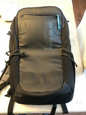 GoPro Black Seeker Backpack - AWOPB-002 for HERO7 HERO6 HERO5 KARMA - BRAND NEW
