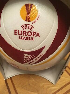 UEFA Europe League 2010-2011 OMB Adidas Jabulani Europa League MATCH BALL SIZE 5 for sale  Shipping to United States