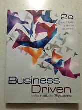 Business textbook ( business driven 2nd edition ) Marsden Logan Area Preview
