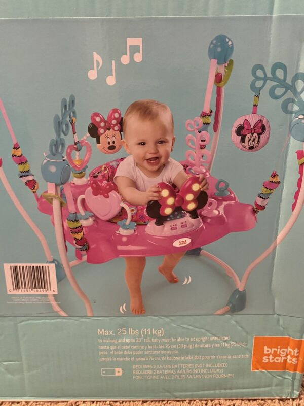 disney baby minnie mouse Jumperoo