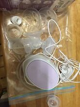 Avent breast pump single electric Canterbury Canterbury Area Preview