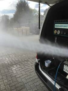 2001 Toyota Hiace Van with truck mounted carpet cleaning system Dandenong Greater Dandenong Preview