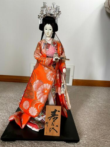 Japanese Traditional Dolls : Hinamatsuri, Daruma Doll, Bunraku, Japanese...