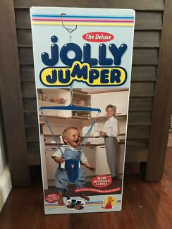 Jolly jumper never used