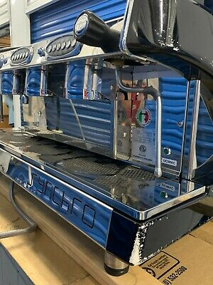 Royal Synchro 3 Group Italian Commercial Espresso Coffee Machine