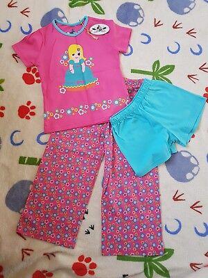 Girls Pijamas age 2-3](Girls Pijamas)