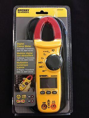 Sperry Instruments Dsa500ar Digital Clamp Meter Brand New Sealed