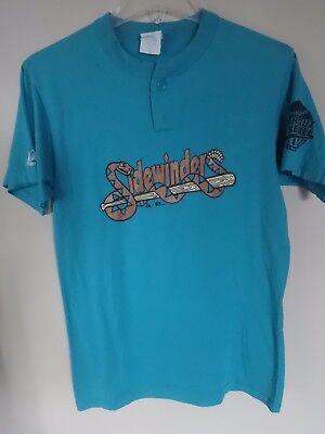 d53a3d3c9 Vintage MiLB Minor League Baseball Tucson Sidewinders T-Shirt Men Small  Majestic