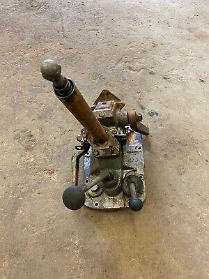 Manual Steering Box Assembly For Massey Ferguson 35 50 135 240
