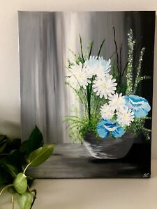 Toile/Peinture/tableau/Décoration/Art/Painting acrylic