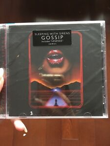 Gossip CD by sleeping with sirens