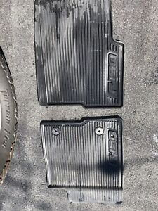 Ford F-150 Rubber Floor Mats